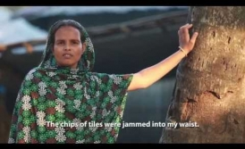 Champa (Survivor of Rana Plaza)